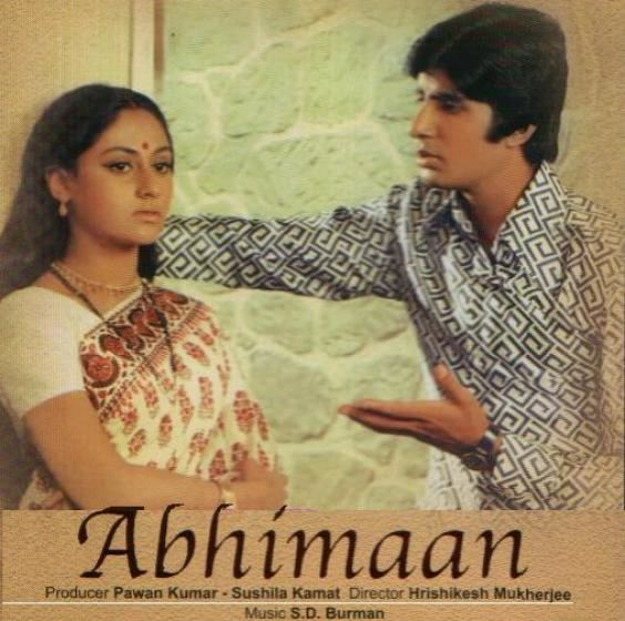 Abhimaan (1973 film) 5 Aspects That Made Abhimaan A True Masterpiece DesiMartini