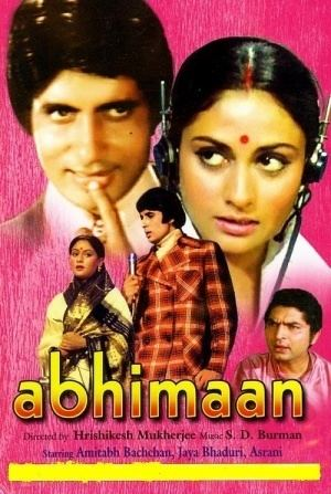 Abhimaan (1973 film) Hindi Movie Album Abhimaan 1973 Antakshari Watch Video