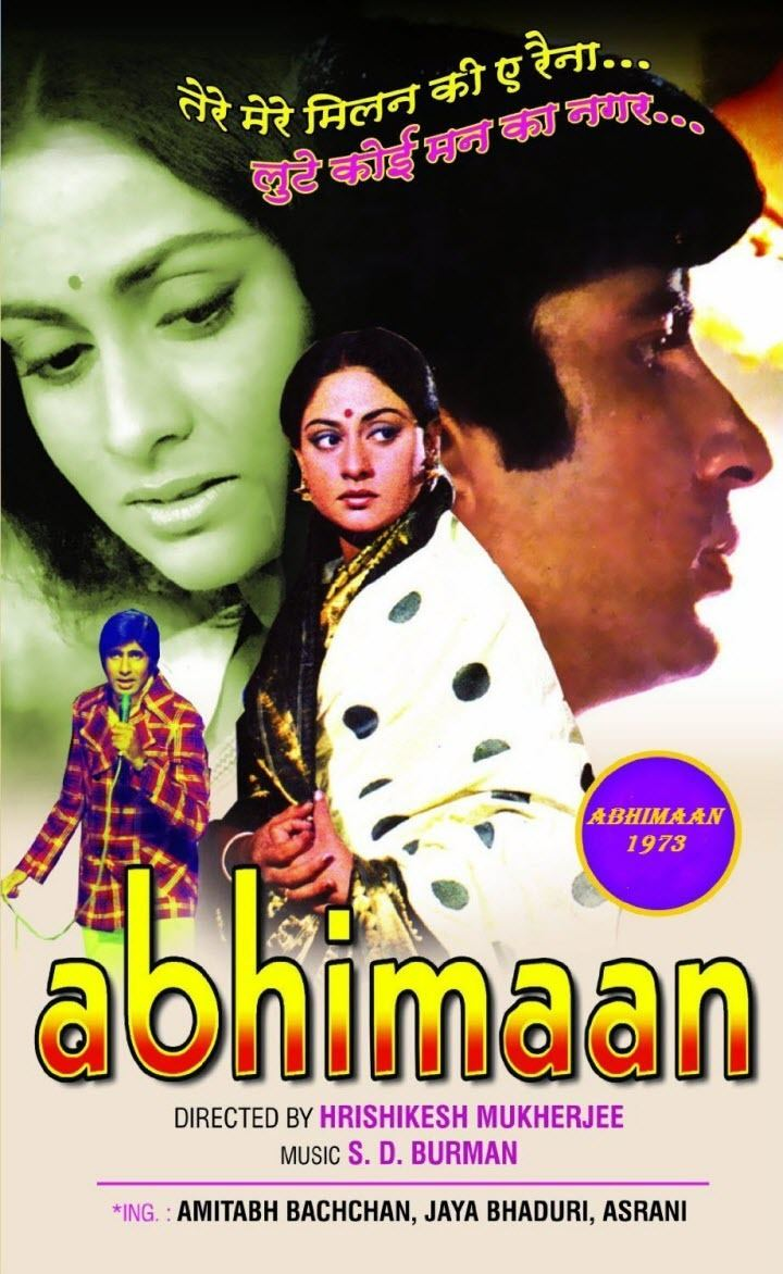 Abhimaan (1973 film) is now on the threshold of celebrating