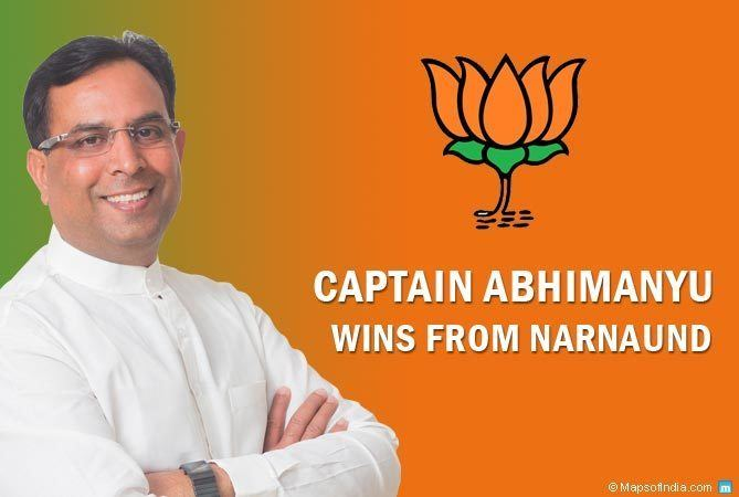 Captain Abhimanyu How Captain Abhimanyu Managed To Overcome His Rivals in Narnaund