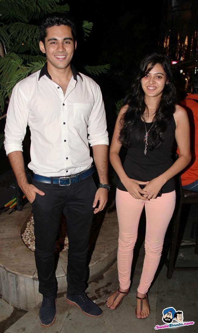 Abhishek Bajaj Meri Bhabhi Show Launch Abhishek Bajaj and Priyanka