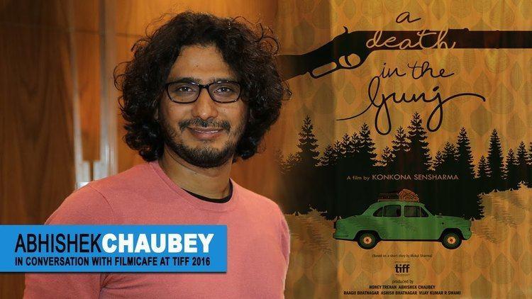 Abhishek Chaubey Abhishek Chaubey A Death in the Gunj Interview TIFF 2016 YouTube