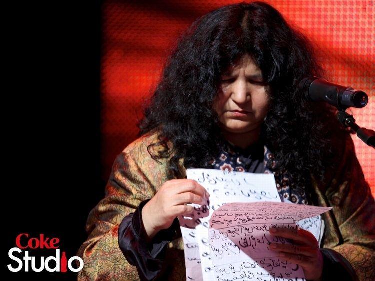 Abida Parveen Reasoning the Aesthetic of Coke Studio Raheel Tajuddin