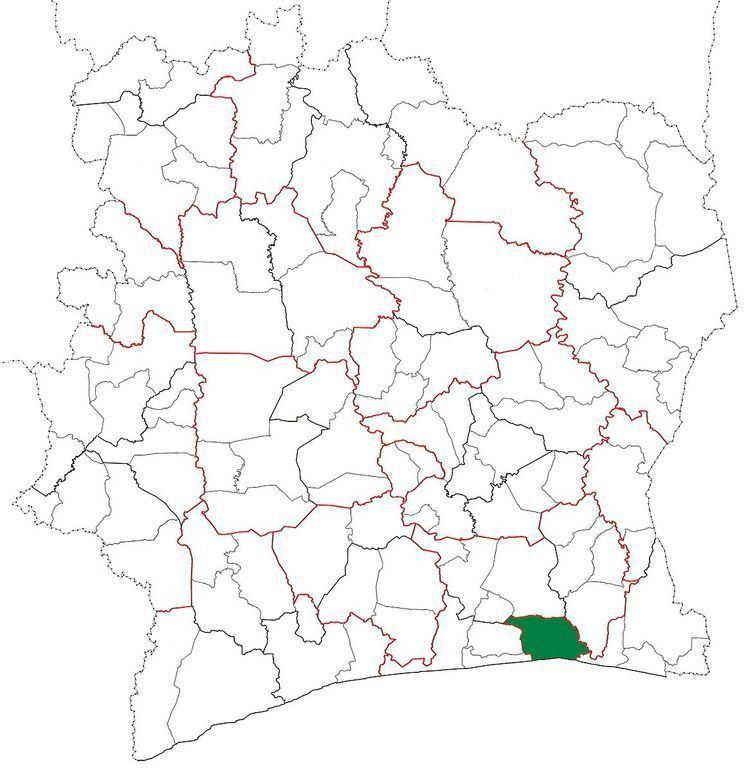 Abidjan Department