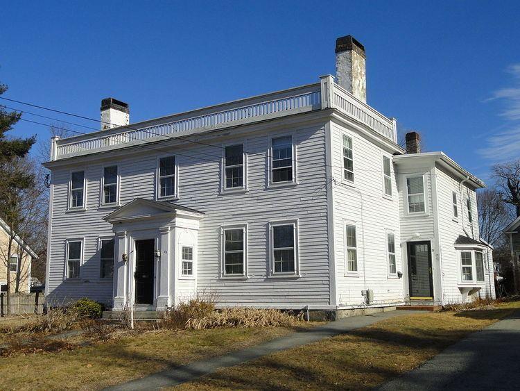 Abiel Pearson House
