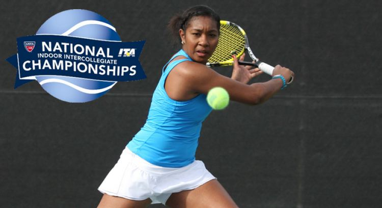 Abigail Tere-Apisah TereApisah Ousts No 28 Szekely at National Indoors Georgia State