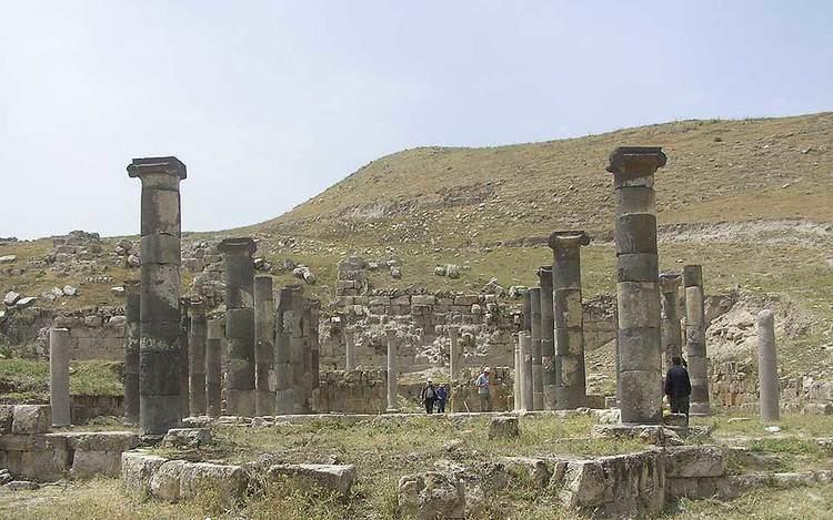 Abila (Decapolis) Excursiones Bblicas Jordania
