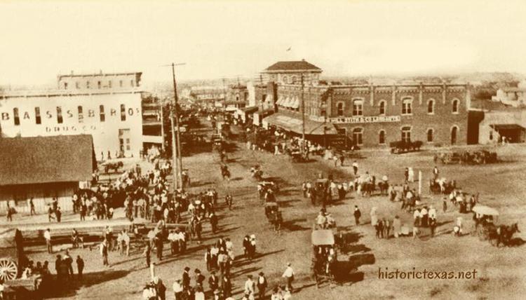 Abilene, Texas in the past, History of Abilene, Texas