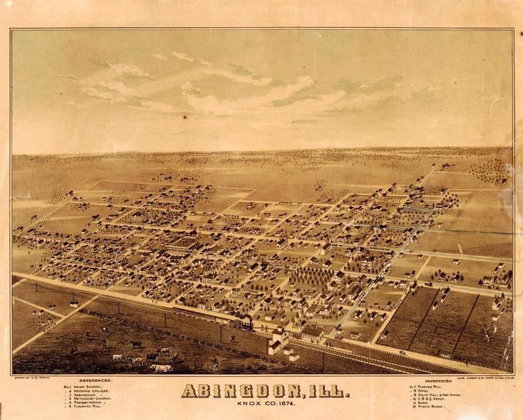 Abingdon, Illinois wwwhistorymapcompicture000picturesAbingdon