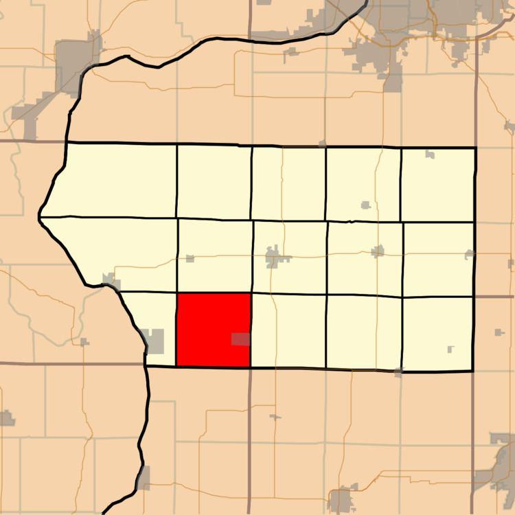 Abington Township, Mercer County, Illinois