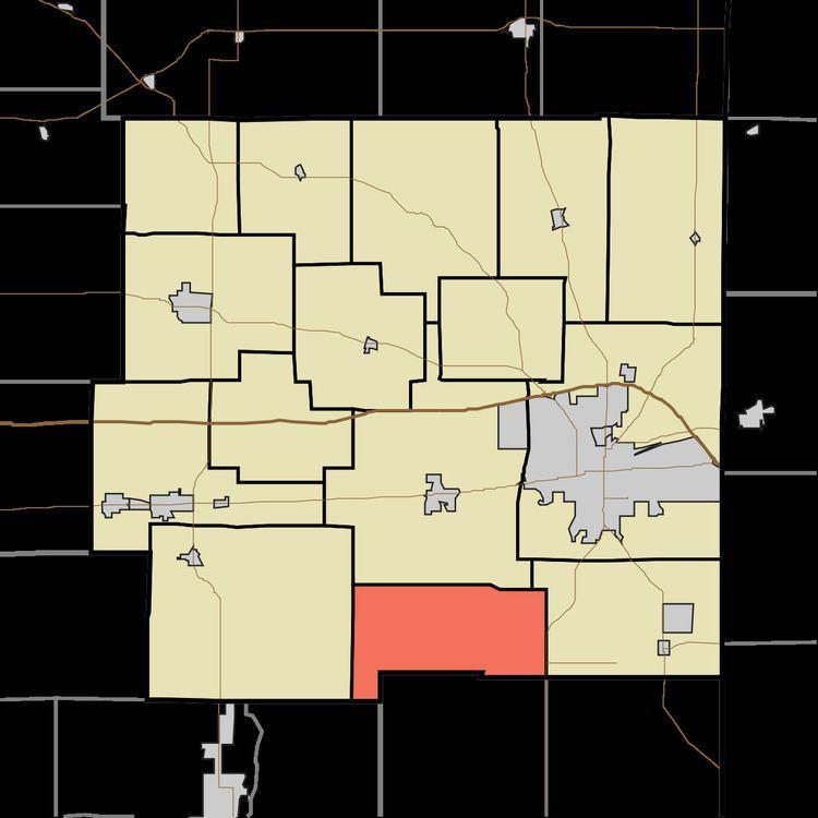 Abington Township, Wayne County, Indiana