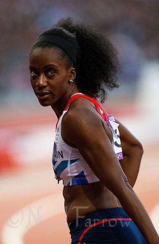 Abiodun Oyepitan LONDON 2012 OLYMPIC GAMES Nigel Farrow