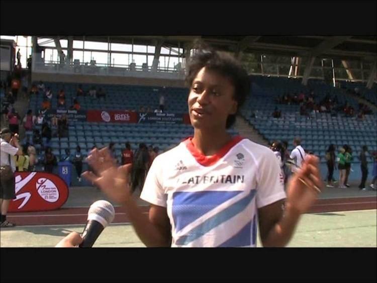 Abiodun Oyepitan A Chat With Olympic Sprinter Abi Oyepitan YouTube