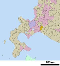Abira, Hokkaido httpsuploadwikimediaorgwikipediacommonsthu