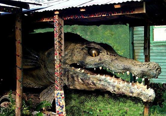 Abita Mystery House Abita Mystery House Abita Springs Louisiana Atlas Obscura