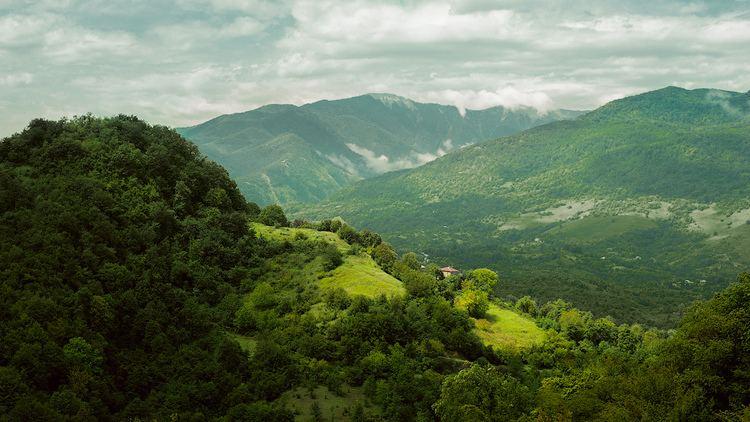 Abkhazia Beautiful Landscapes of Abkhazia