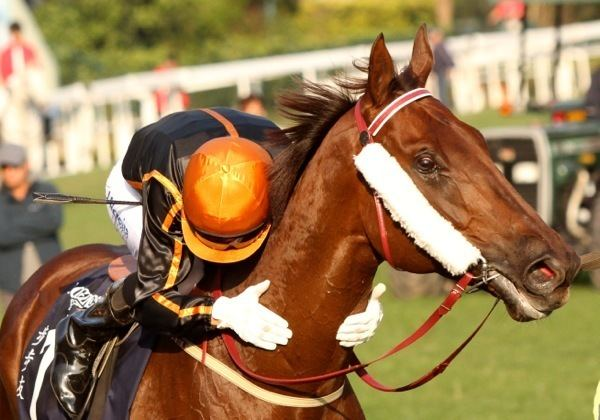 Able Friend Able Friend powers to sensational victory in Longines Hong Kong Mile