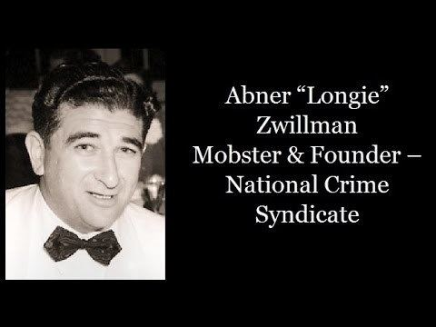 Abner Zwillman Mobster Abner Longie Zwillman YouTube