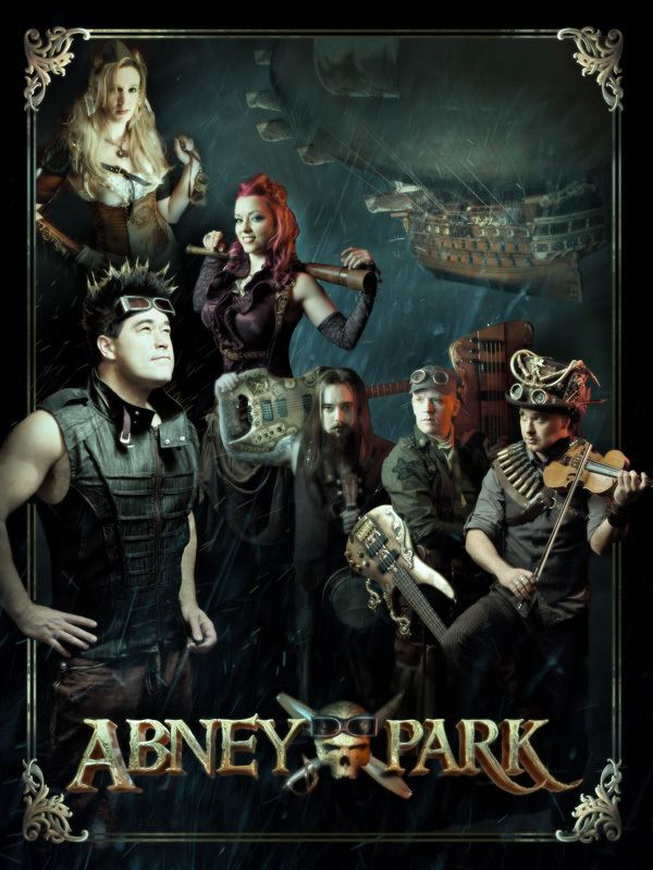 Abney Park (band) 1000 images about Abney Park on Pinterest