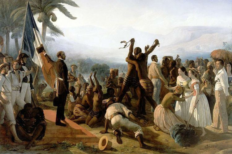 Abolition of slavery timeline