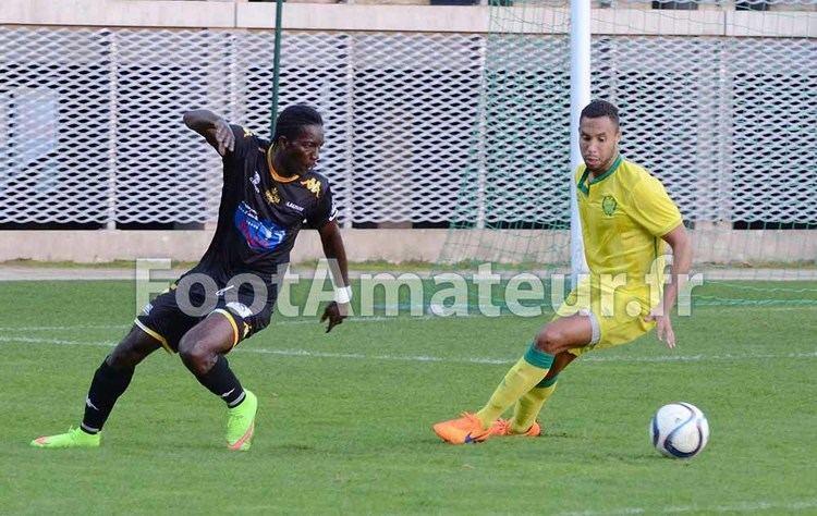 Abou Maïga CFA Abou Maga renforce les Voltigeurs Chteaubriant Foot Amateur