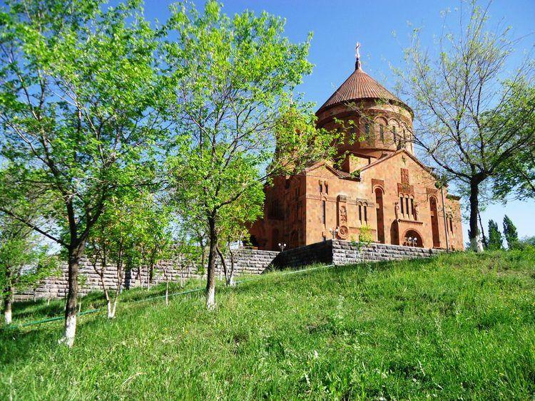 Abovyan Beautiful Landscapes of Abovyan