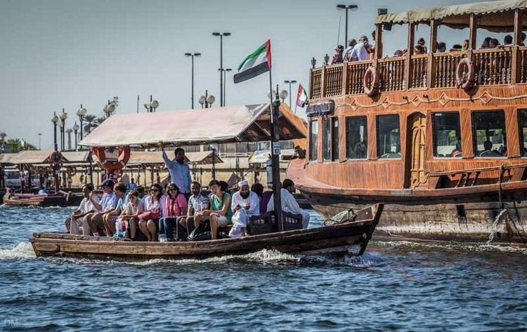 Abra (boat) Dubai Abra Boat Rides Across The Dubai Creek