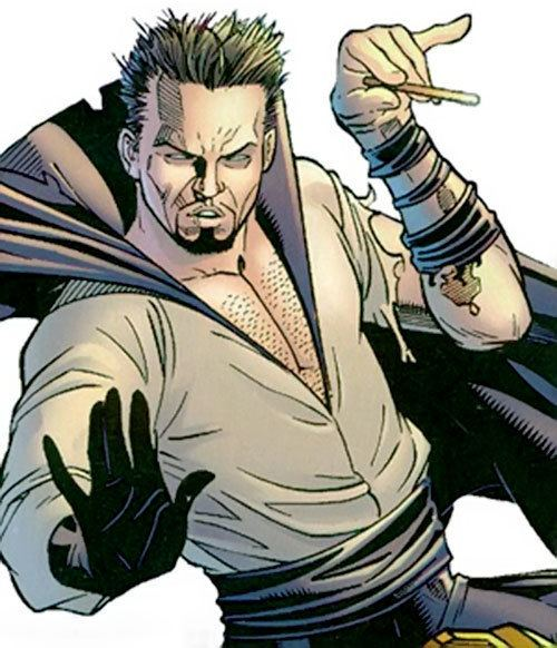 Abra Kadabra (comics) Abra Kadabra DC Comics Flash enemy Character Profile