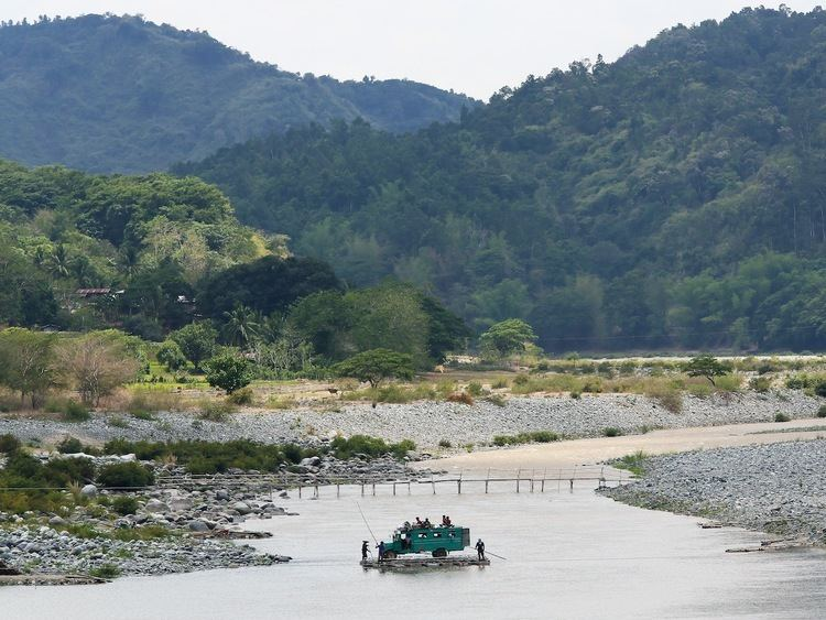 Abra River Photo of the day The killing of the Abra River abreniancom