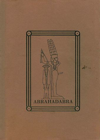 Abrahadabra Abrahadabra