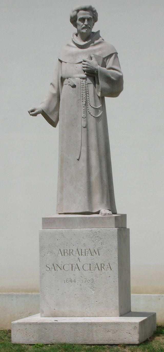 Abraham a Sancta Clara Abraham a Sancta Clara Wikiwand