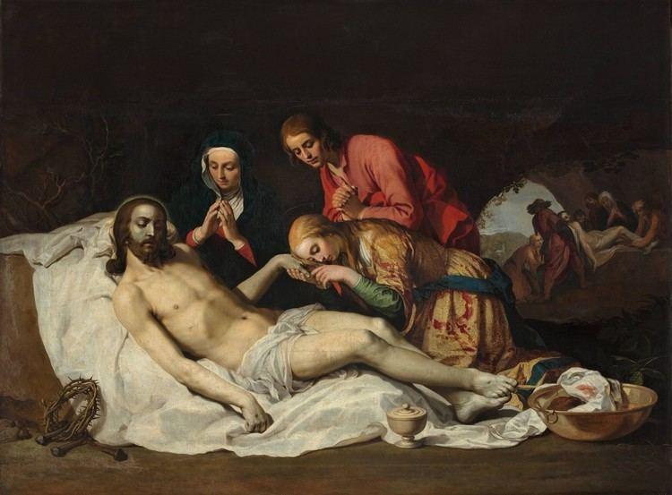 Abraham Bloemaert The lamentation of Christ Abraham Bloemaert c 1625