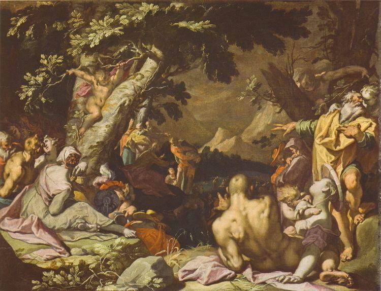 Abraham Bloemaert Biblical art by Abraham Bloemaert 1
