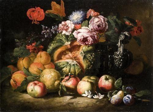 Abraham Brueghel 103B Abraham Brueghel Anversa 1631 Napoli 1697 Ros
