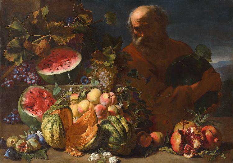 Abraham Brueghel Maurizio Nobile