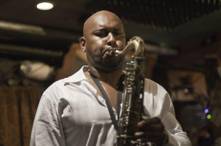 Abraham Burton Abraham Burton Live at Smalls by Dave Kaufman Jazz Photo