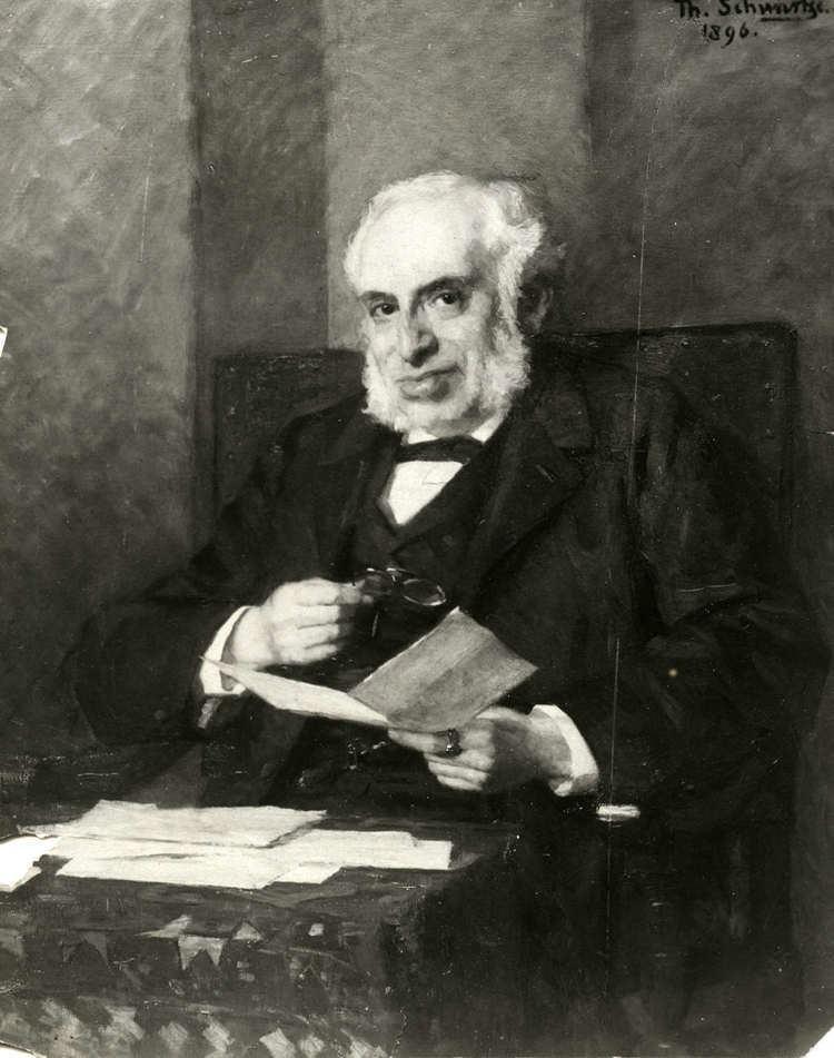 Abraham Carel Wertheim Abraham Carel Wertheim 18321897 Nederlands bankier en directeur