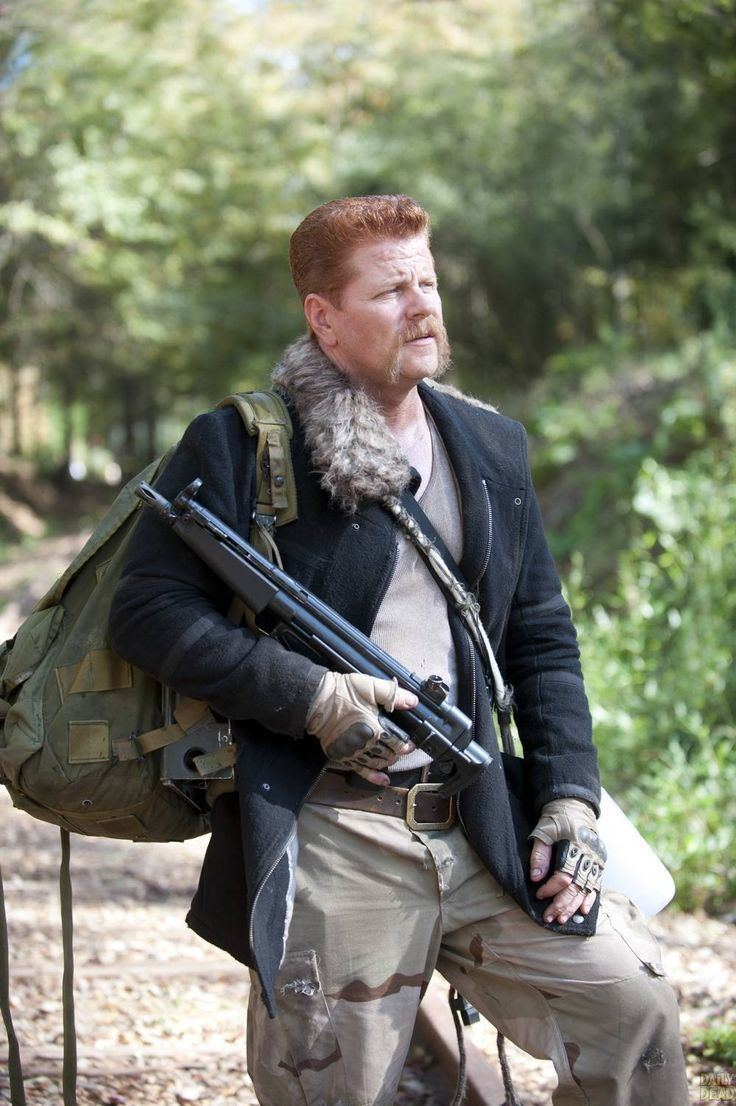 Abraham Ford Abraham Ford The Walking Dead brianameyer MrOwl