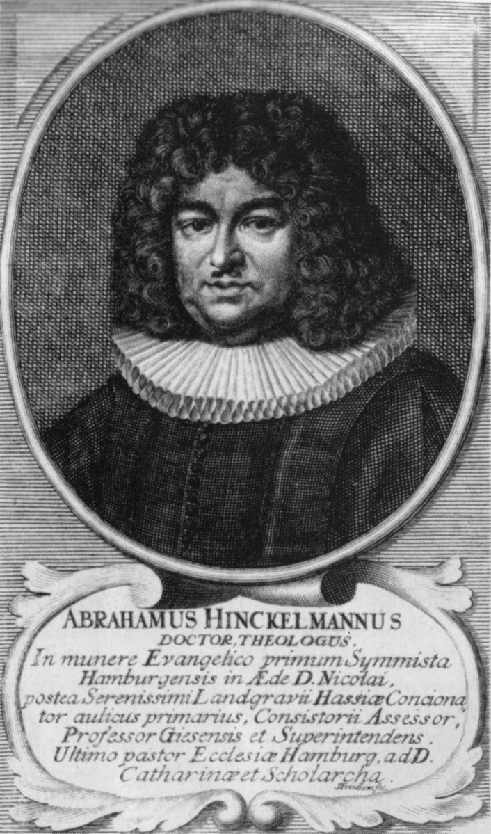 Abraham Hinckelmann