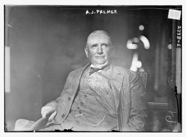 Abraham J. Palmer