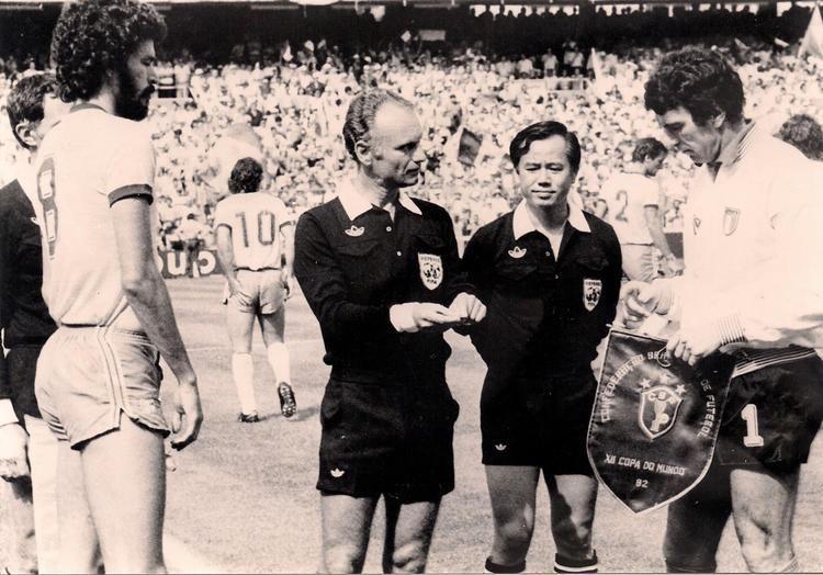 Abraham Klein (referee) abraham klein Qu fue de