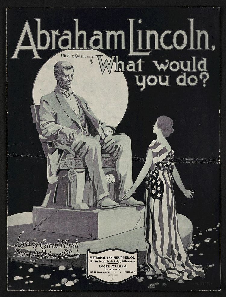 Abraham Lincoln, what would you do?