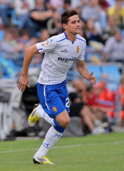 Abraham Minero Abraham Minero Photos Real Zaragoza v Malaga CF La