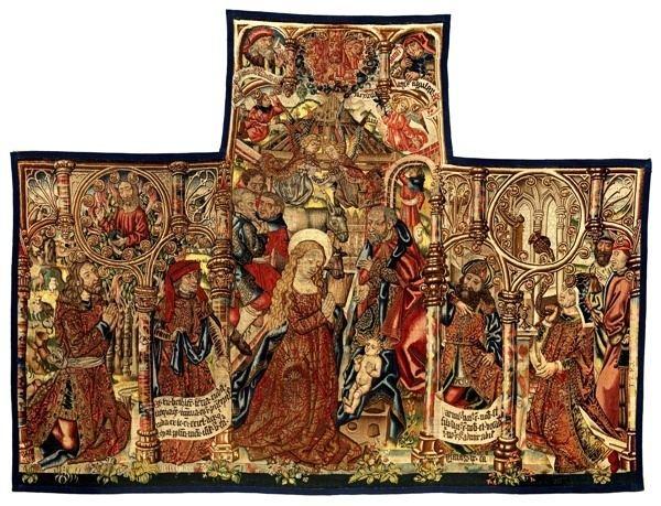 Abraham Senior Maria de Agreda beatification The Lady in Blue
