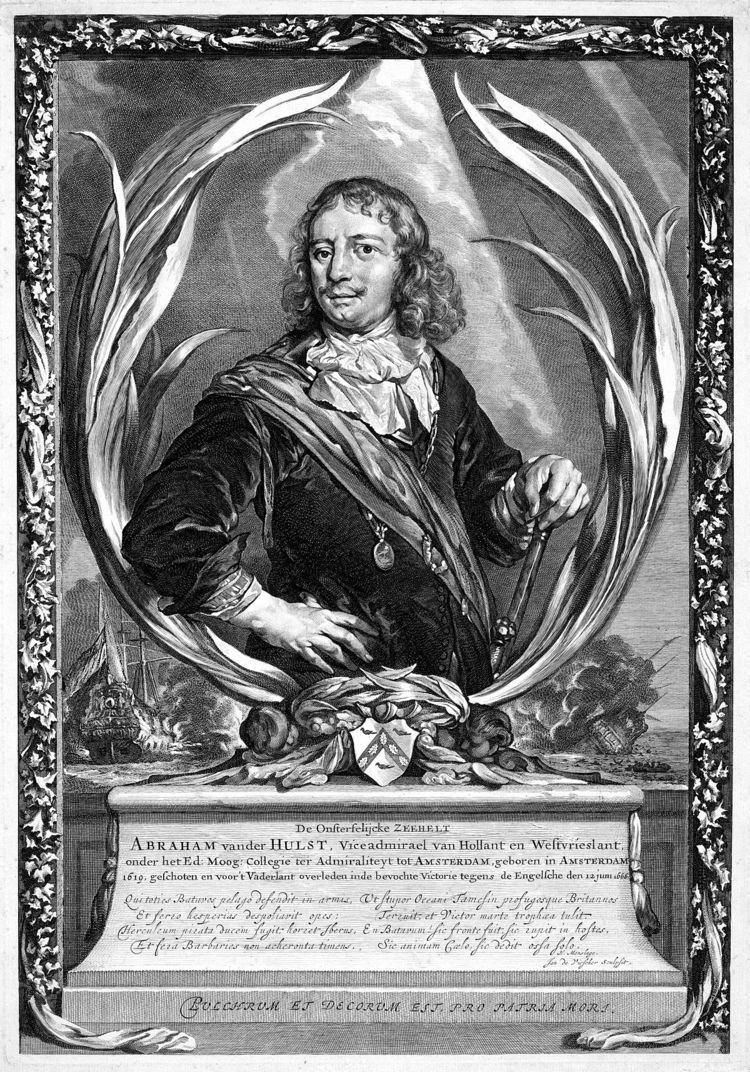 Abraham van der Hulst Abraham van der Hulst Wikipedia
