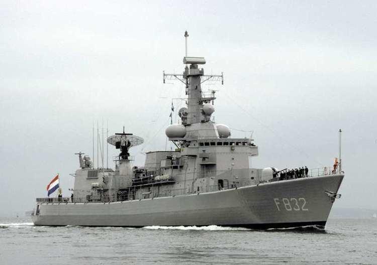 Abraham van der Hulst HNLMS Abraham van der Hulst F832 ShipSpottingcom Ship Photos