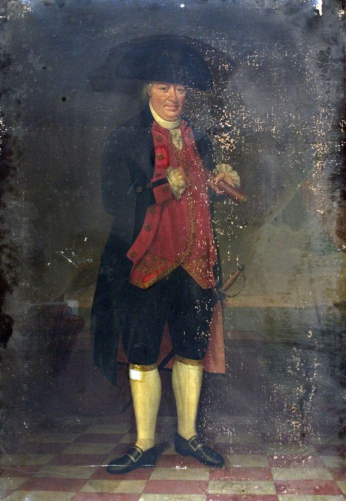 Abraham Whipple Brown University Portrait Collection