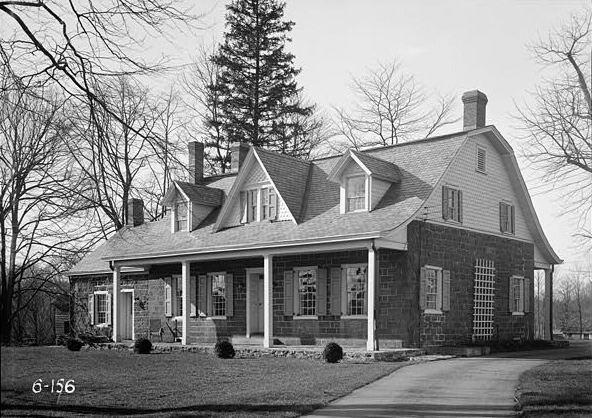 Abram Ackerman House