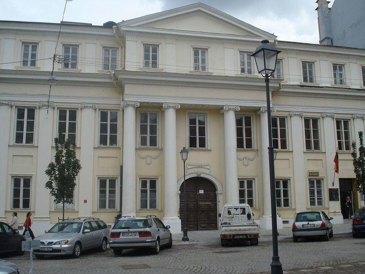 Abramavičiai Palace