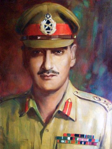 Abrar Hussain (general) Maj General Abrar Hussain was commander of the 6 Armoured Division